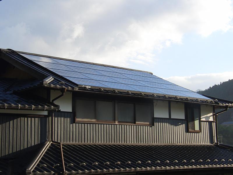 M様 太陽光発電 (宍粟市)