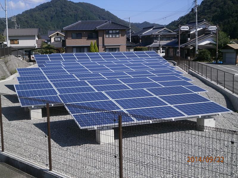 S様 太陽光発電 (たつの市)