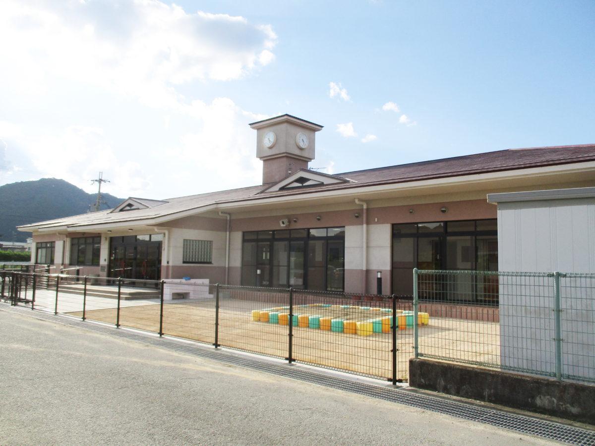 甘地保育所 (神崎郡市川町)