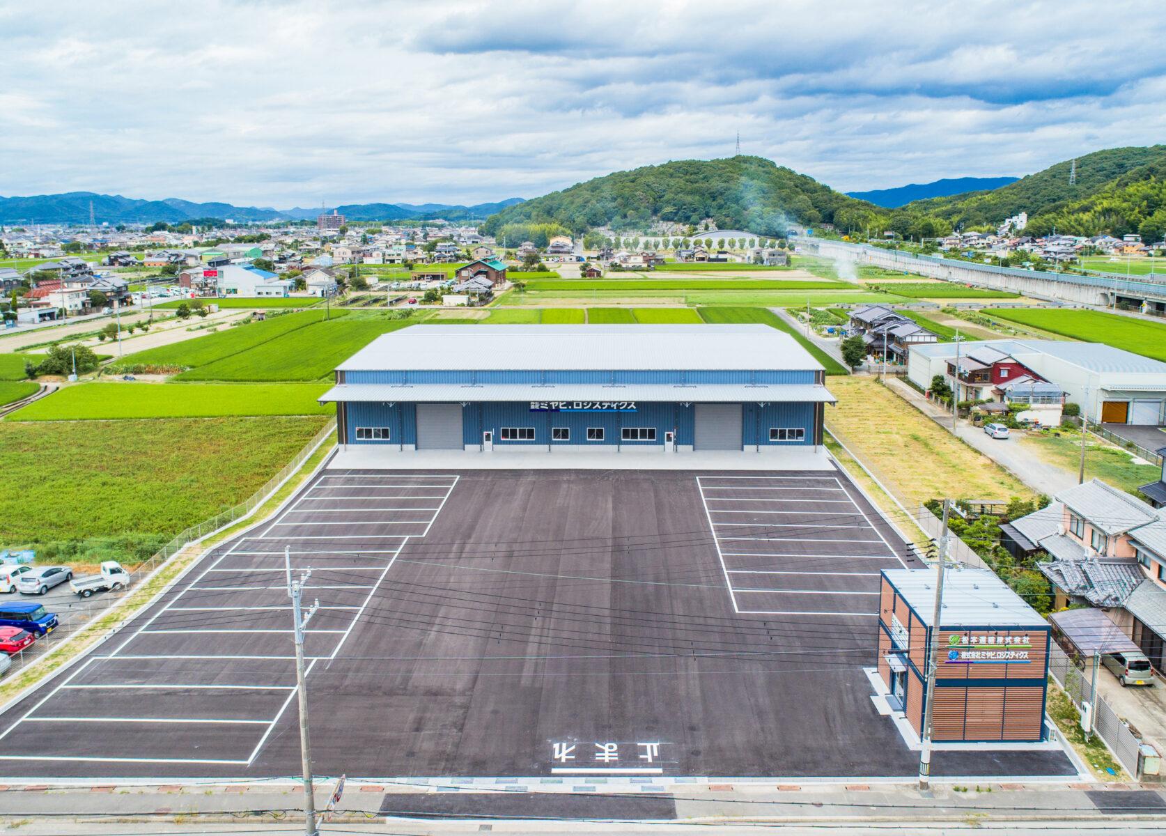 松本運輸株式会社様 (揖保郡太子町)
